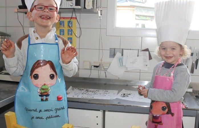 Apprenti pâtissier