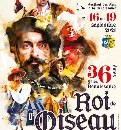 36 éme : Fêtes Renaissance du Roi de l'Oiseau