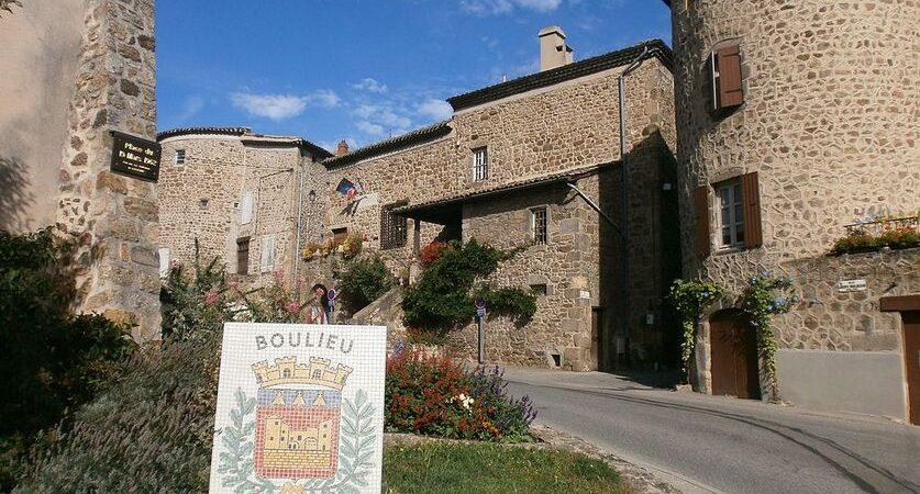 Visites guidées du village médiéval de Boulieu-lès-Annonay