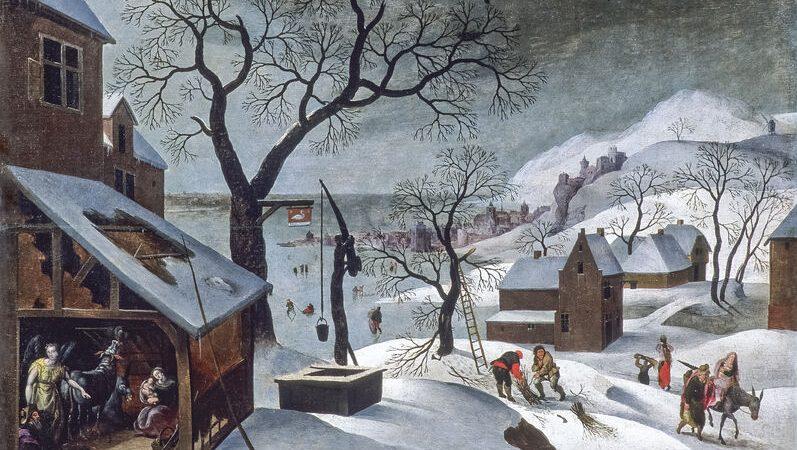 Journées Européennes du patrimoine : visite commentée de la collection des 12 tableaux flamands
