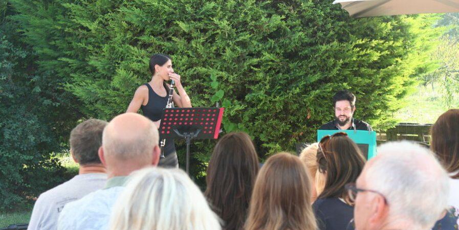 Apéro jazz du Fascinant Week-end au Domaine Pichon