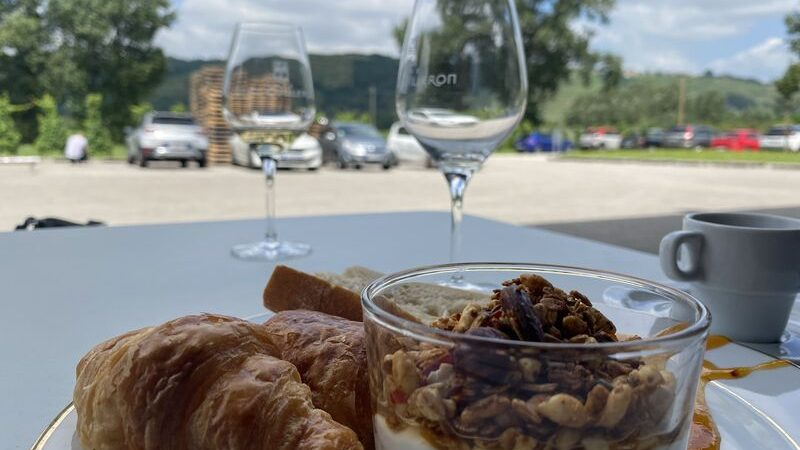 Brunch du Fascinant Week-end au Domaine Yves Cuilleron