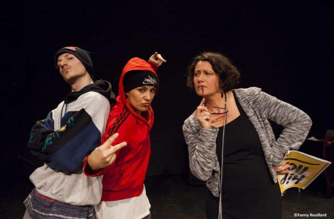 """Spectacle de danse """"Hip-hop or not"""""""