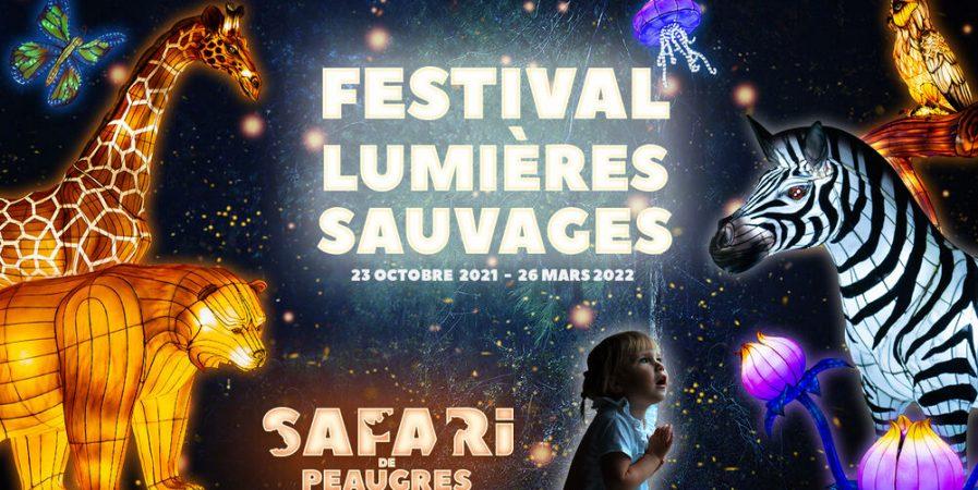 Festival Lumières Sauvages
