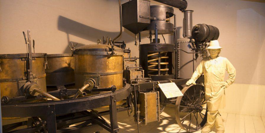 Musée de l'alambic – Distillerie Jean Gauthier