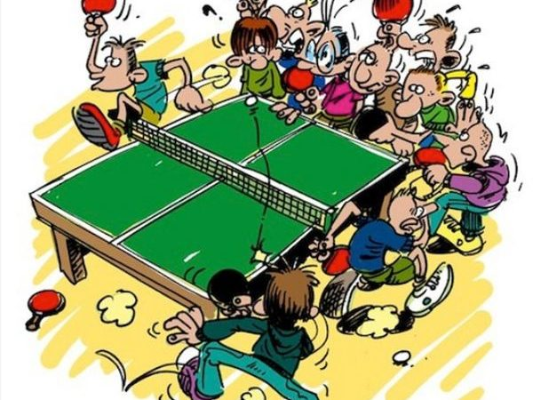 Tournoi national de Tennis de table