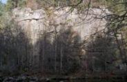site d'escalade de Grazac