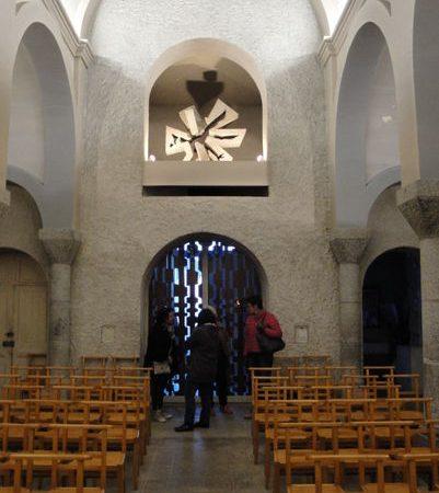 Eglise de l'Immaculée Conception de Versilhac