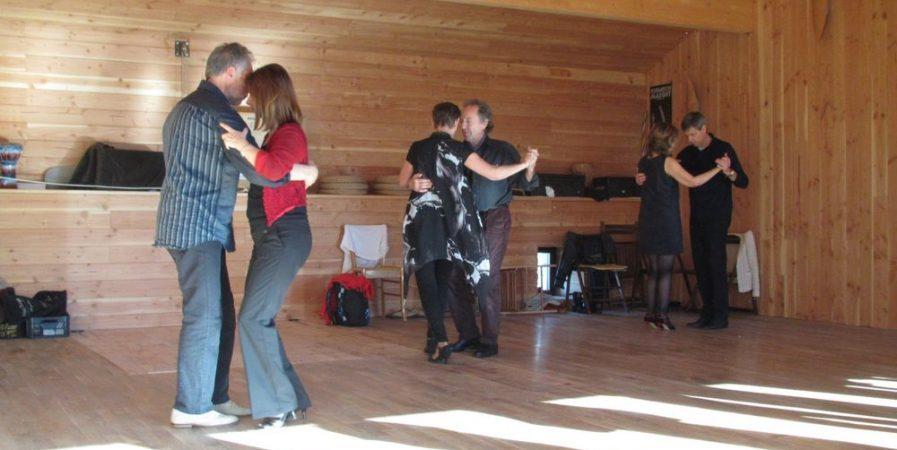 Stage et réveillon tango – niveau intermédiaire