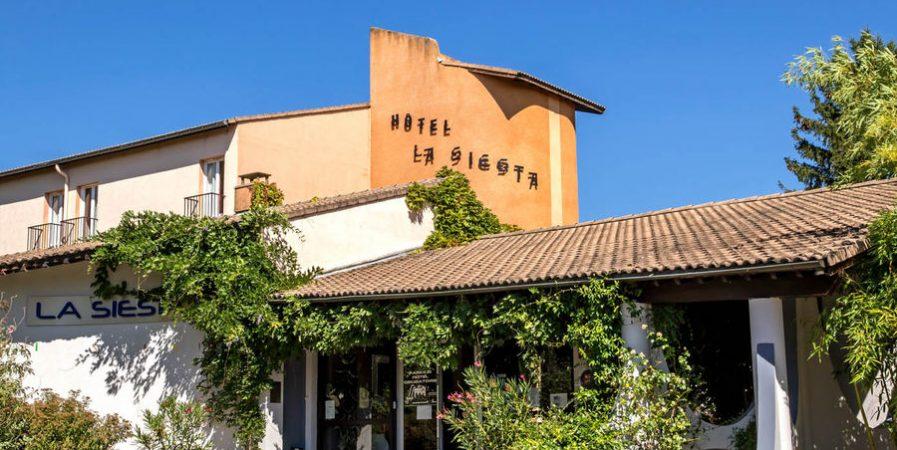 Hôtel la Siesta