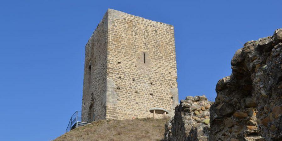 Rando de la tour