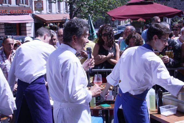 Grillade party  « BBQ, rock'N roll et belles bagnoles »