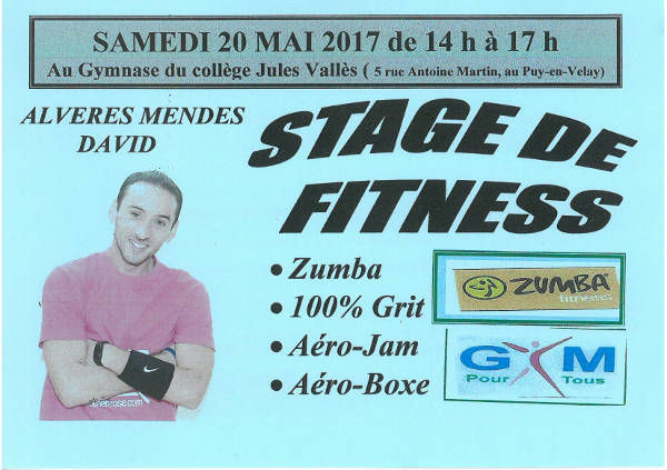 Stage de fitness