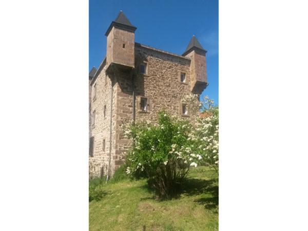 Le château d'Arcis