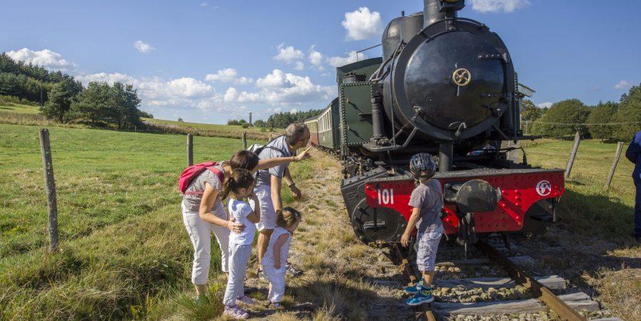 journées Européennes du Patrimoine: Velay express