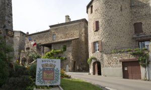 Village médiéval de Boulieu-lès-Annonay