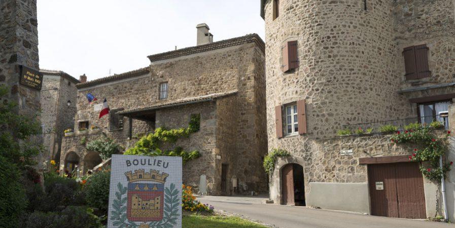 Village Médiéval de Boulieu-les-Annonay