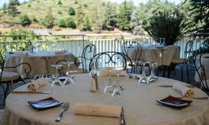 restaurant Auberge du Lac