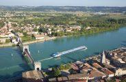 Pont Marc Seguin Andance