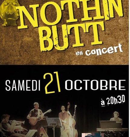 "Concert Jazz Slam "" Nothin Butt"""