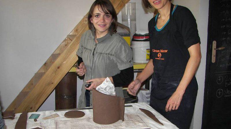 Atelier céramique – stages