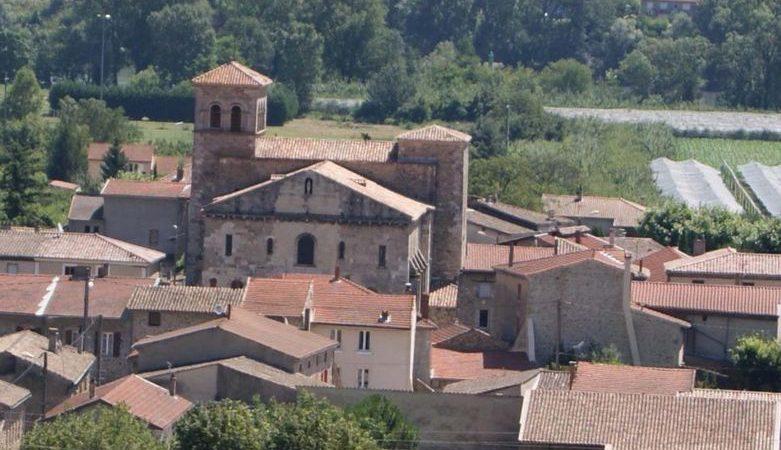 Eglise de St Pierre de Champagne