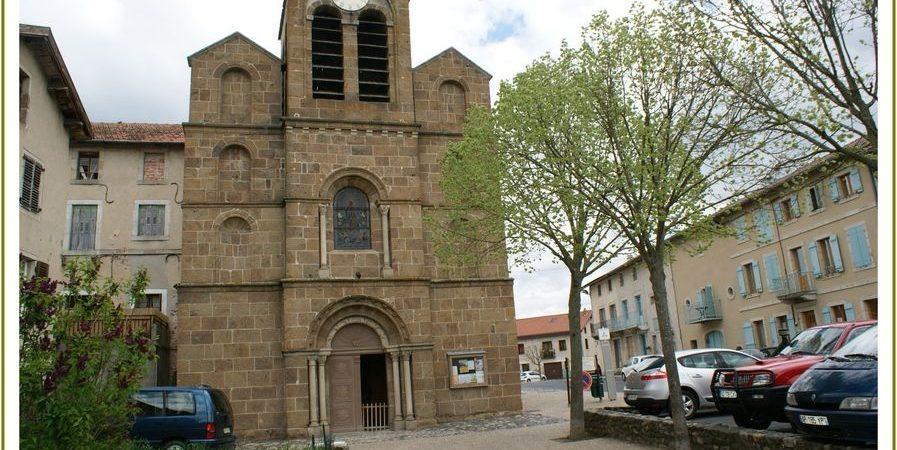 Eglise Romane de Beaulieu