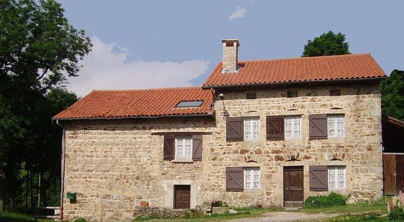 Gîte La Clavarine – Maison Marcon