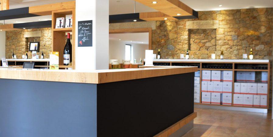 Cave Saint Désirat – Maison des vins