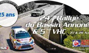 Rallye national du Bassin Annonéen