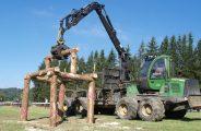 Machines forestières