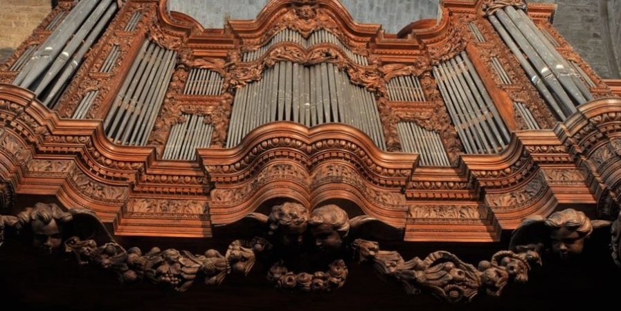Audition d'orgue par Daniel Gottfried