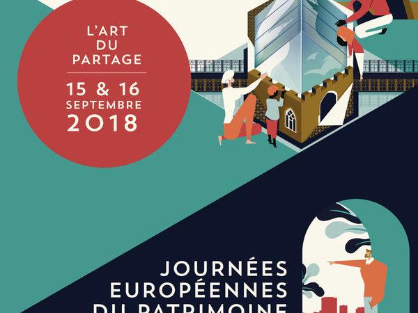 journées Européennes du patrimoine : visite du château de Marcoux