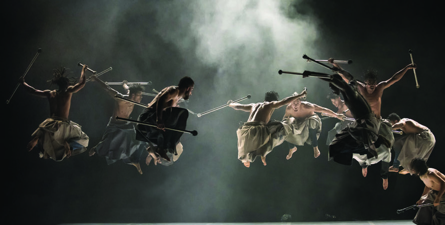 Spectacle Danse : Les Nuits Barbares