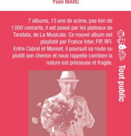 """Spectacle – concert : """"Nos dimanches"""""""