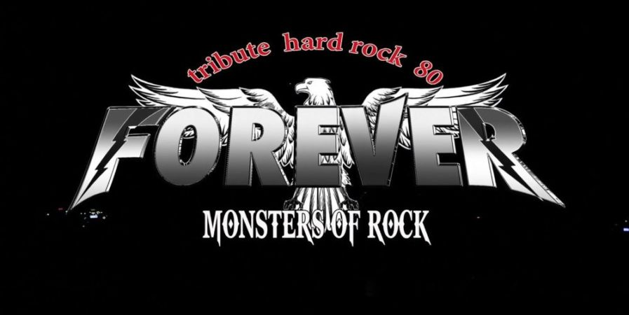 Concert :  FOREVER Monsters of rock
