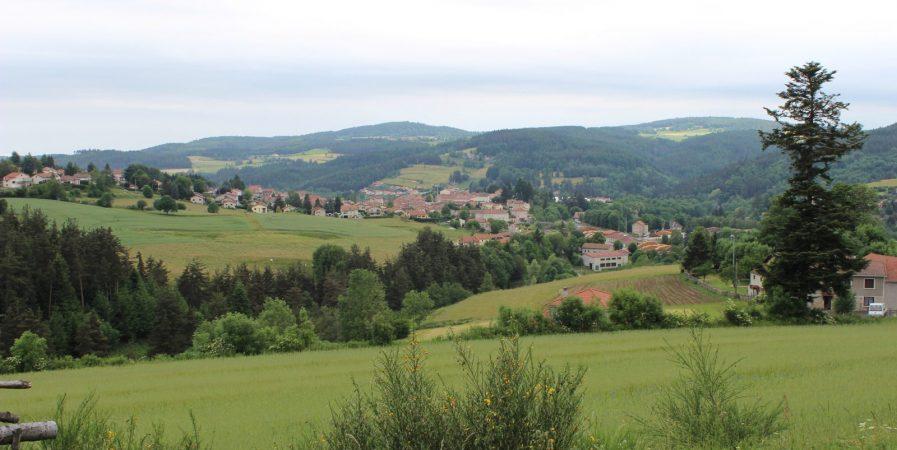 Ambassadeurs de territoire: chemin de fer et histoire de Dunières