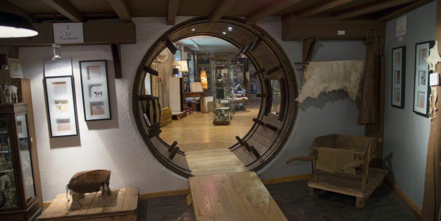 Espace Musée du Parchemin