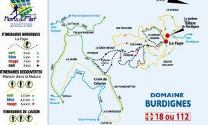Carte pistes burdignes []