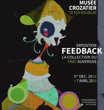Expositions : FEEDBACK, LES COLLECTIONS DU FRAC AUVERGNE