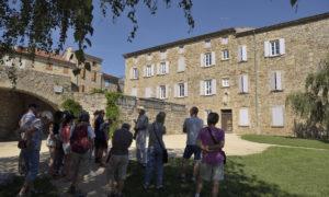 Visites estivales de Boulieu-lès-Annonay