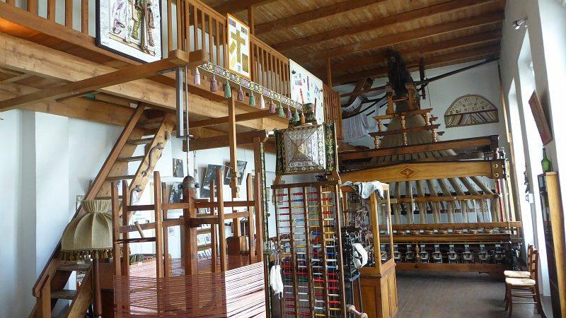 Musée de la passementerie