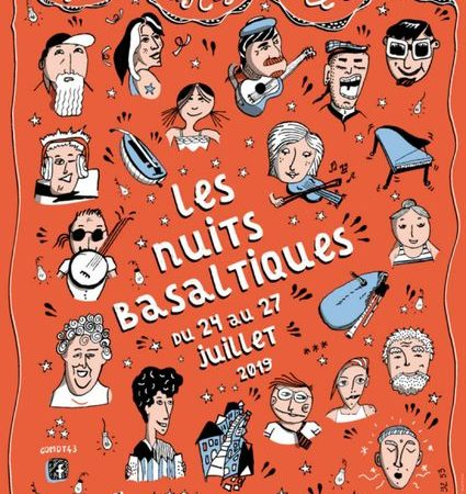 Animation Nuits Basaltiques :