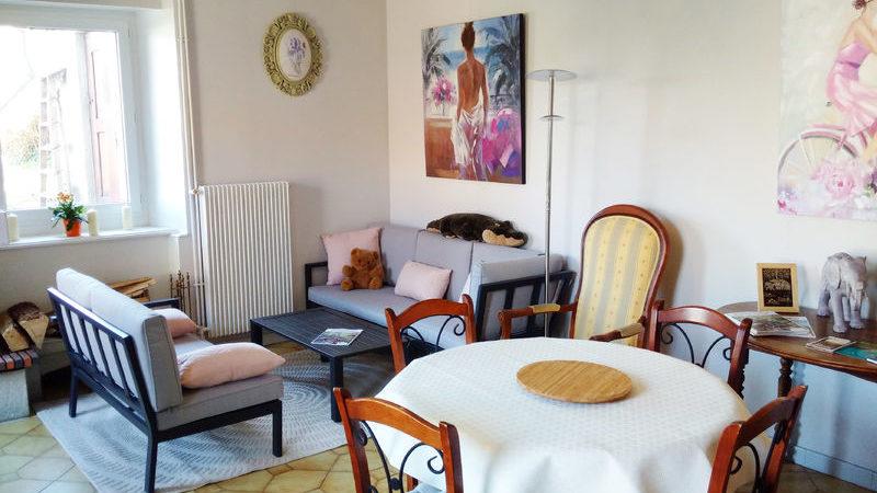 Chambres d'hôtes de Monsieur et Madame Lamy