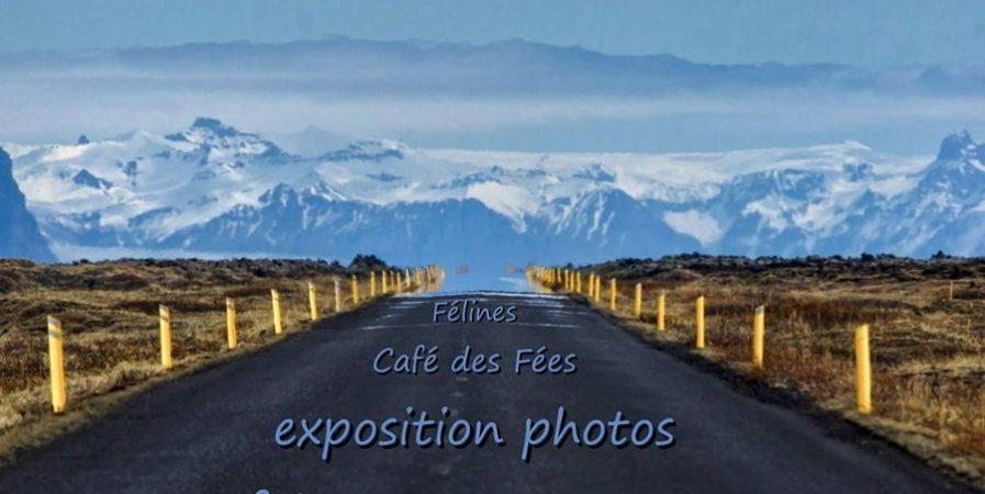 Exposition de photographies d'Islande par Kerstin Schulz