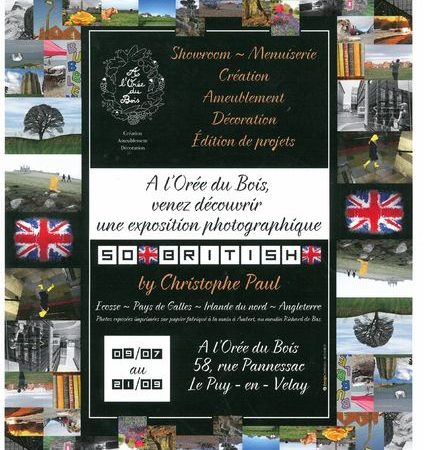 Exposition So British by Christophe Paul