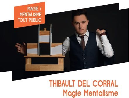 Spectacle Magie – Mentalisme