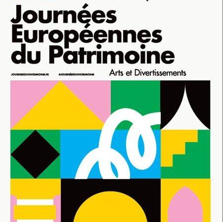 """Les Journées Européennes du Patrimoine """"Espace2Création"""""""
