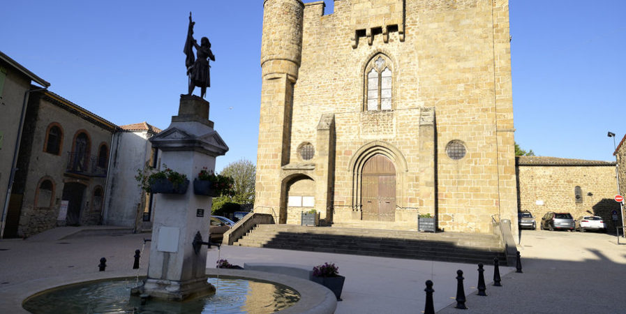 Eglise Saint Pierre aux liens