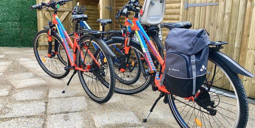 Location de vélos Condrieu ViaRhôna